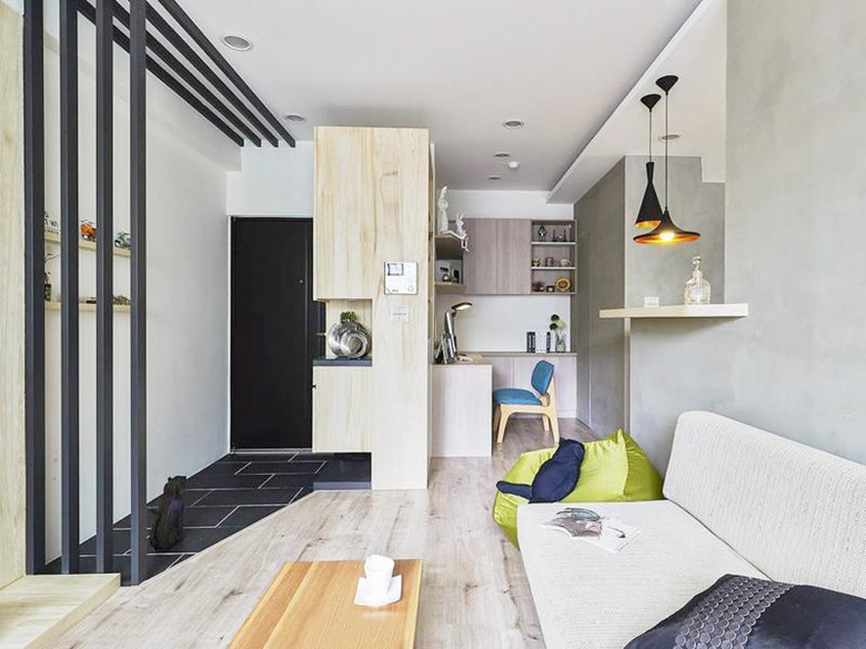 Pocket Size Square Foot Apartment For Several Years If You Adjust Your Thinking On What Is Enough Ll Find That Enjoy Having The City As