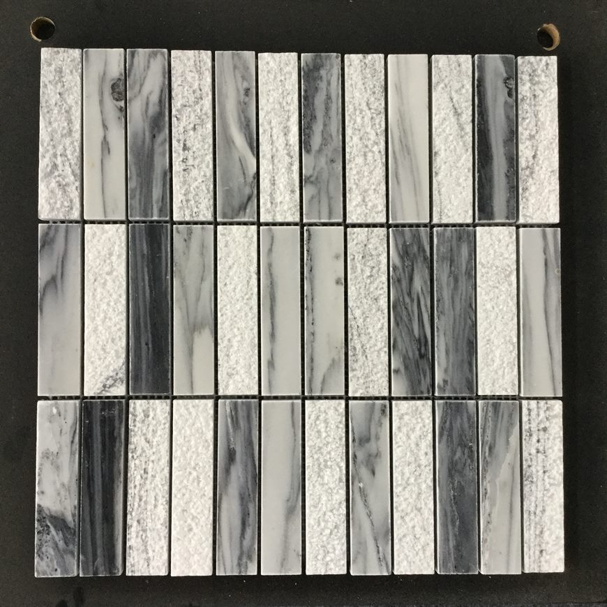 Mixed Color Marble Tile