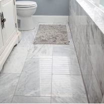 Buy Best Italy White marble flooring tiles design With Factory Price