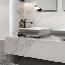 Buy Best Calacatta white marble Vanity top With Factory Price