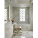 Royal White onxy bathroom project