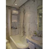 Buy Best Calacatta gold marble mosaic tile With Factory Price