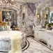Polished  Wall Marble Tiles Milas Lilac Bathroom decorating