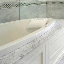 white marble counter tops polished natural stone and tile