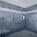 Azul macaubas for Bathroom subway wall tile