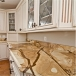 Royal Palomino quartzite natural quartz stone countertop