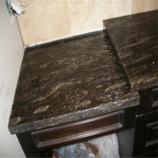 Best Brazil Black Granite Kosmus Silver Countertop Brazil