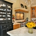 Customized Kitchen Counter top of Calacatta gold
