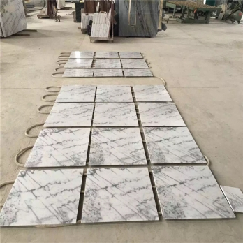 Guanxi white marble