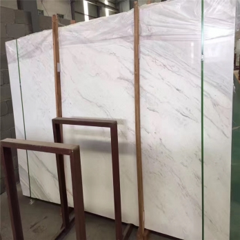 Buy Best New Greece white marble Volaka white marble With Factory Price