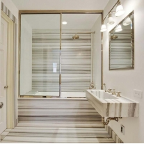 Marmala white marble for bathroom