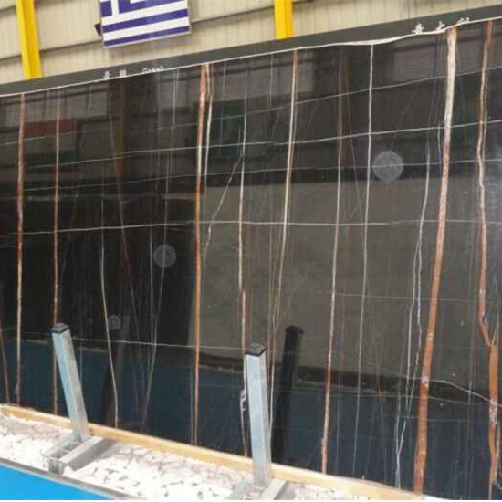 Best Black Marble With Gold Veins Slabs Black Marble With