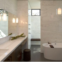 Italian marble white flooring prices