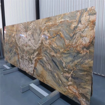 Golden Silk Quartzite
