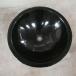 Polished Black marble sink for bathroom