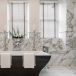 Arabescato White Marble Slabs
