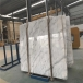 Chinese White Marble--Guangxi White slabs