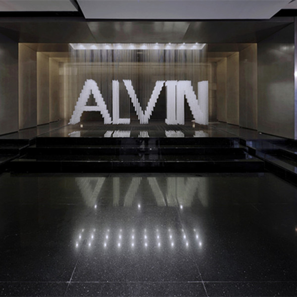 ALVIN VISION Bridal Shop with Marble