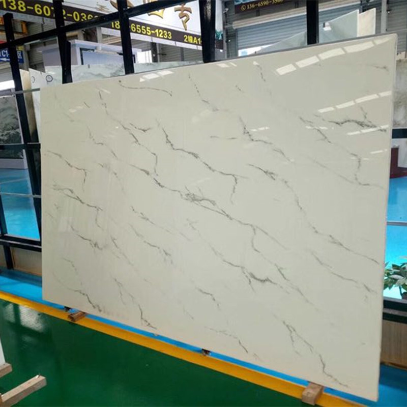 New Product Launching Crystallized Glass Panel
