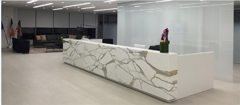 KINGRICH STONE White Marble Decorating